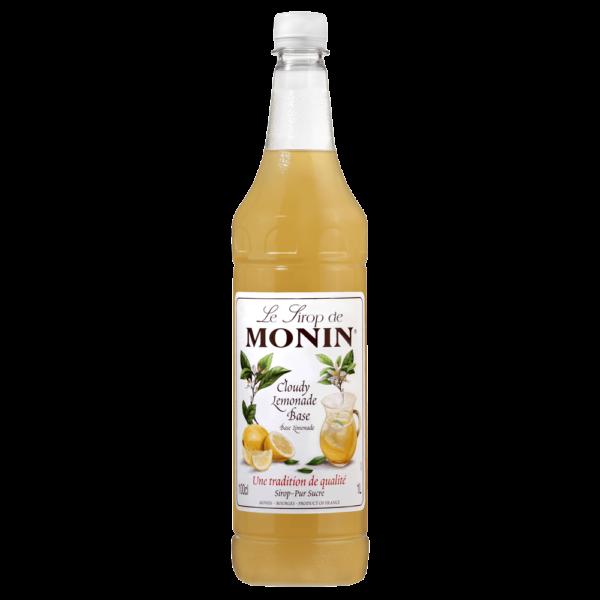 Koncentrat lemoniady MONIN Cloudy Lemonade Base