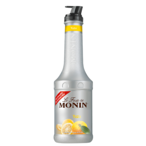 Puree Yuzu - premium cytrusowe MONIN Yuzu Puree
