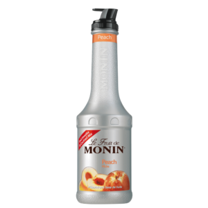 Puree brzoskiwniowe MONIN Peach Puree