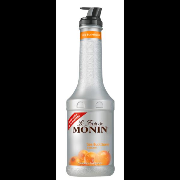 Puree premium z rokitnika MONIN Sea Buckthorn