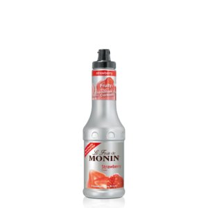 Puree truskawkowe 0,5 L MONIN Strawberry Puree