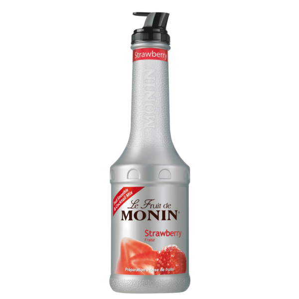 Puree truskawkowe MONIN Strawberry Puree