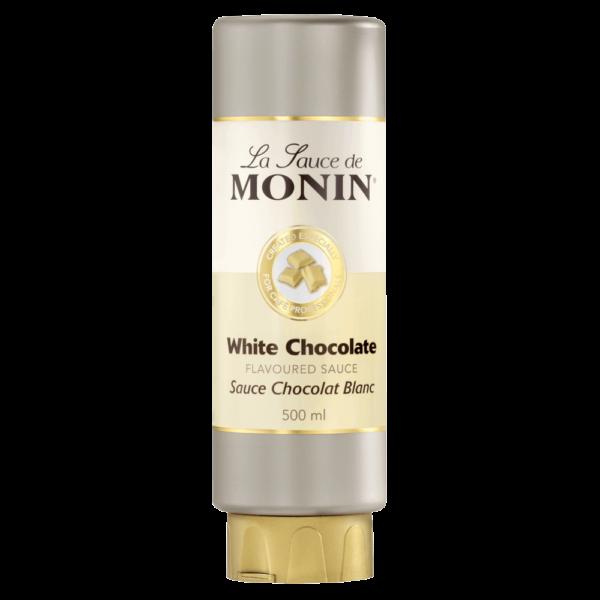 Sos biała czekolada MONIN White Chocolate Sauce