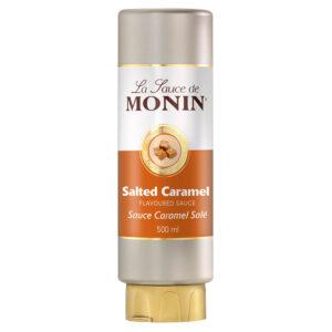 Sos słony karmel 0,5 L MONIN Salted Caramel Sauce