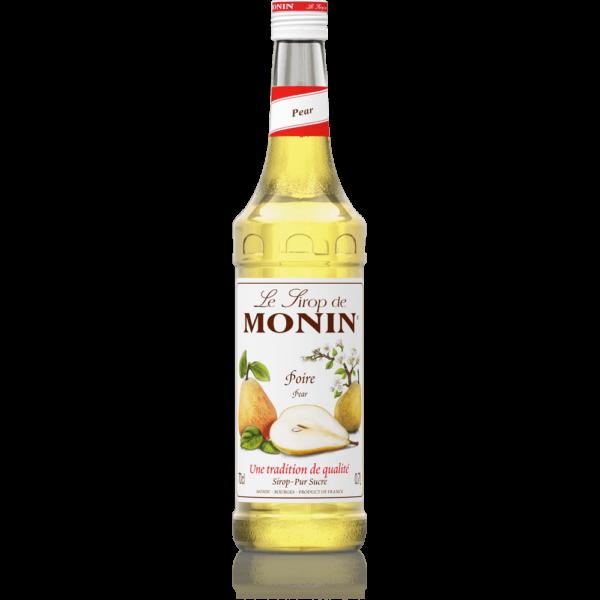 Syrop Gruszkowy MONIN Pear