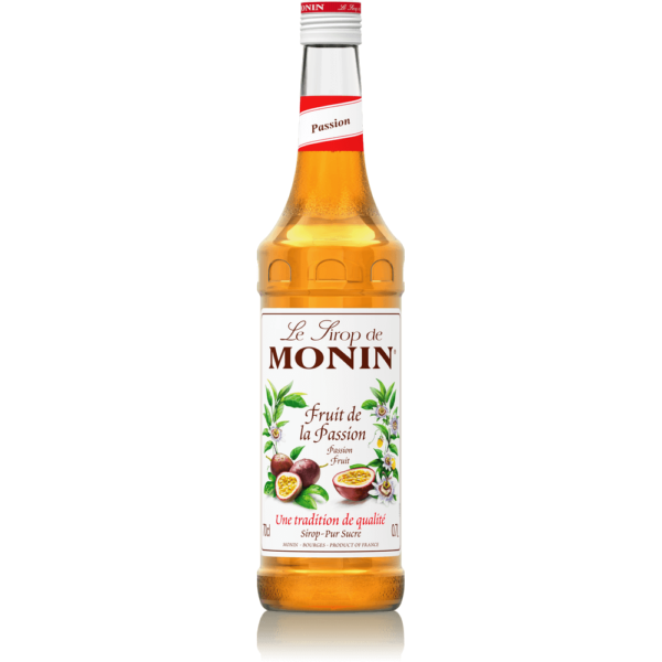Syrop Marakuje MONIN Passion Fruit