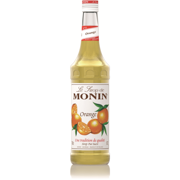 Syrop Pomarańczowy MONIN Orange