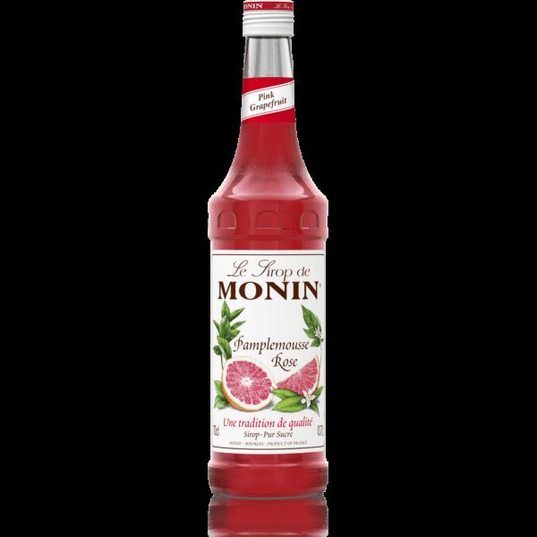 Syrop Różowy Grejpfrut MONIN Pink Grapefruit