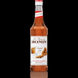 Syrop Słony Karmel MONIN Salted Caramel