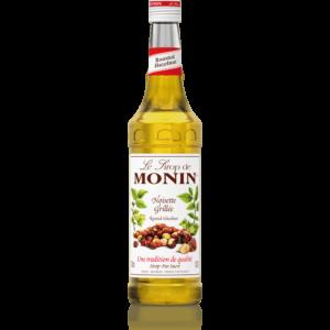 Syrop grillowany orzech MONIN Roasted Hazelnut