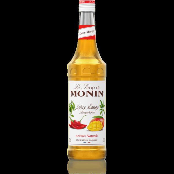 Syrop pikantne mango MONIN Spicy Mango