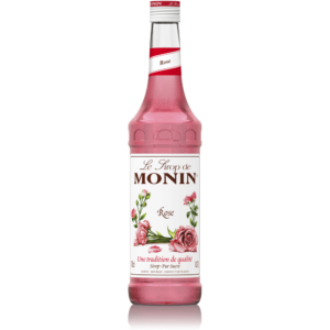 Syrop różany MONIN Rose