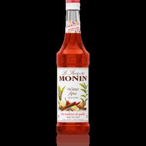 Syrop rozgrzewający MONIN Winter Spice