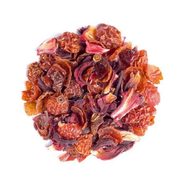 Rosehip & Hibiscus Newby (Dzika Róża z Hibiskusem)