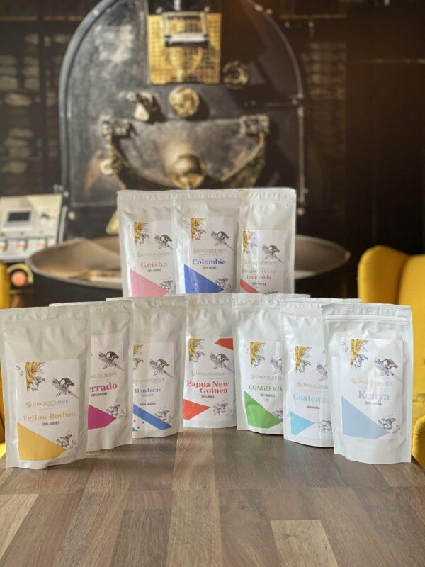Zastawny kawy alternatywne